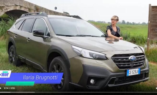 Subaru Outback 2021: la prova su strada de La Repubblica